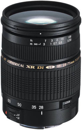 Tamron AF SP 28-75mm f/2,8  XR Di LD (IF) Asp. Macro pro Sony