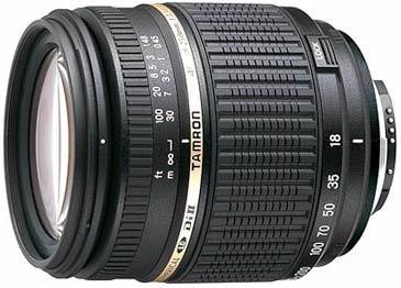 Tamron AF 18-250mm F/3.5-6.3 Di-II pro Pentax