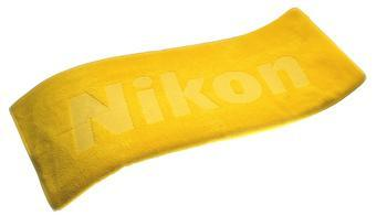 Nikon osuška