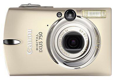 Canon Digital IXUS 750 béžový