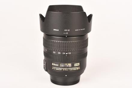 Nikon 18-70mm f/3,5-4,5 G AF-S DX ZOOM-NIKKOR bazar