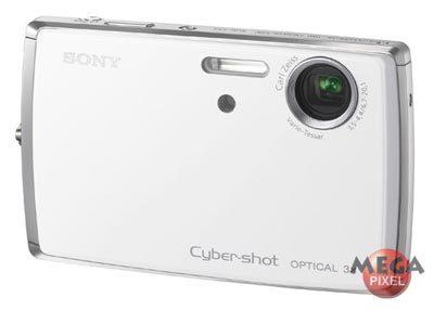Sony DSC-T33 bílá