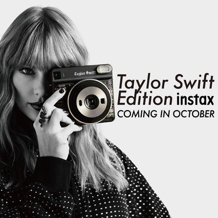 Focení s Taylor Swift a Instax