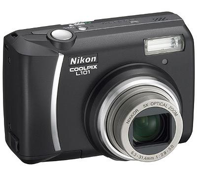 Nikon Coolpix L101