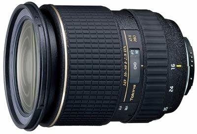 Tokina AT-X 16-50 mm PRO DX pro Canon