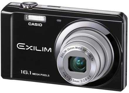 Casio EXILIM ZS6