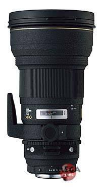 Sigma 300mm f/2,8 APO EX DG HSM pro Nikon