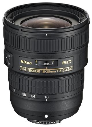 Nikon 18-35 mm f/3,5-4,5 G AF-S ED