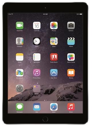 Apple iPad Air 2 WiFi 16GB šedý - Zánovní!