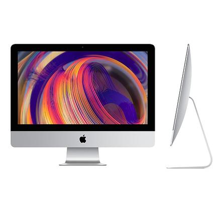 """Apple iMac 21,5"""" i3 3,6GHz Retina 4K 1TSATA 8GB MRT32CZ/A stříbrný"""