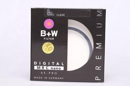 B+W ochranný filtr XS-PRO DIGTAL MRC nano 007 62mm bazar