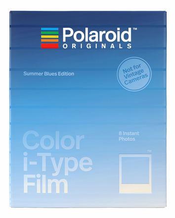 Polaroid fotopapír Color Film pro i-Type Summer Blues
