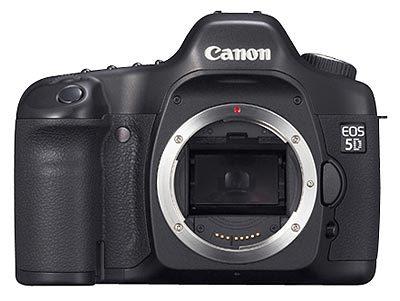 Canon EOS 5D tělo