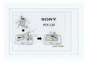 Sony fólie PCK-L30