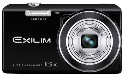 Casio EXILIM ZS30