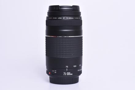 Canon EF 75-300mm f/4,0-5,6 DC III bazar