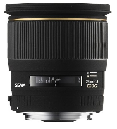 Sigma 24mm f/1,8 EX DG ASPHERICAL MACRO pro Pentax