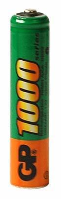 GP  baterie AAA 1000mA