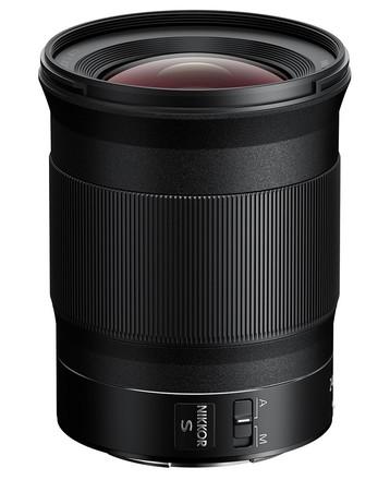 Nikon Z 24mm f/1,8 S - Zánovní!
