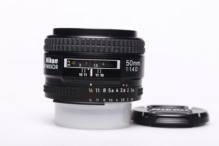 Nikon AF 50mm f/1,4 D NIKKOR bazar