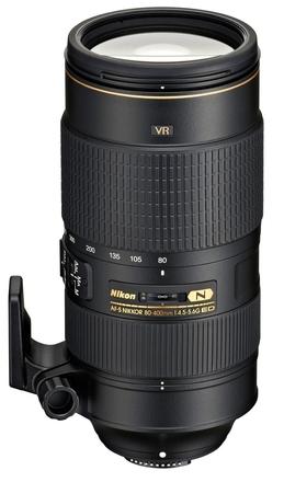Nikon 80-400mm f/4,5-5,6 G AF-S ED VR