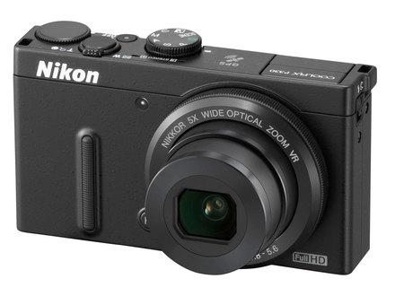Nikon CoolPix P330 černý + 16GB karta + originání pouzdro P11 + čistící utěrka!