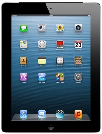 iPad Retina Wifi + Cellular 32GB bílý