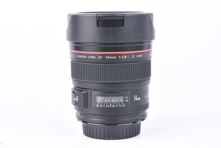 Canon EF 14mm f/2,8 L II USM bazar