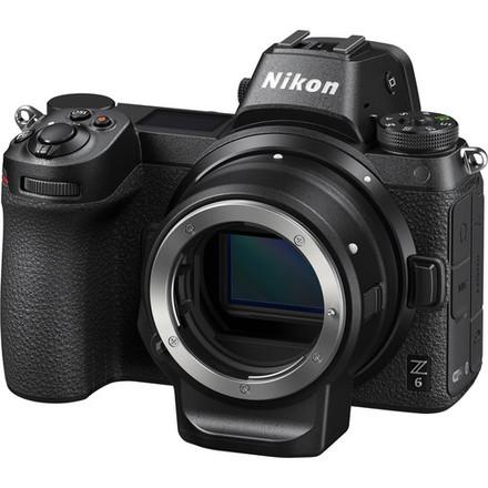 Nikon Z6 + FTZ adaptér - Foto kit