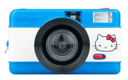 Lomography Fisheye One - Hallo Kitty