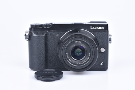 Panasonic Lumix DMC-GX80 + 12-32 mm bazar
