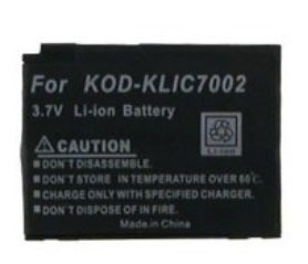 Kodak KLIC 7002 akumulátor