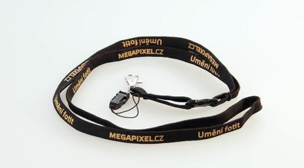 Megapixel šňůrka na krk