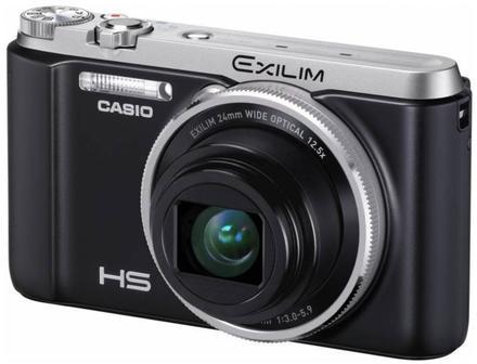 Casio EXILIM EX-ZR1000 černý + 8GB karta + pouzdro Ridge 30 + čistící utěrka!