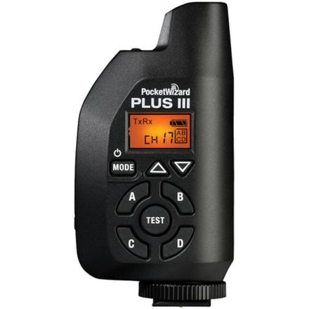 PocketWizard Plus III Set 3ks + 1ks