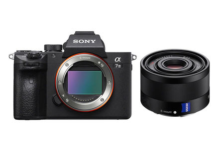 Sony Alpha A7 III +  FE 35 mm f/2.8 ZA Sonnar T