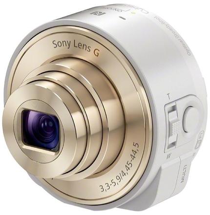 Sony DSC-QX10 bílý