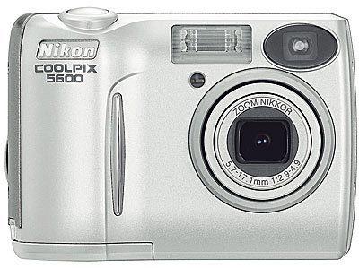 Nikon Coolpix 5600 LP