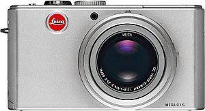Leica D-LUX 3 stříbrný