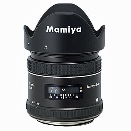 Mamiya Sekor D AF 45mm f/2,8