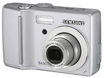 Samsung S630 stříbrný