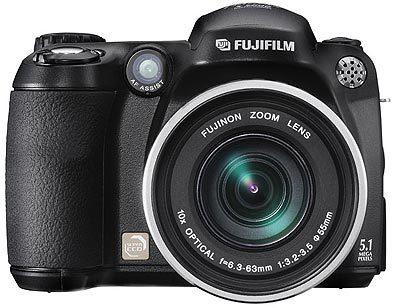 Fuji FinePix S5600