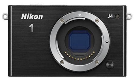 Nikon 1 J4 tělo