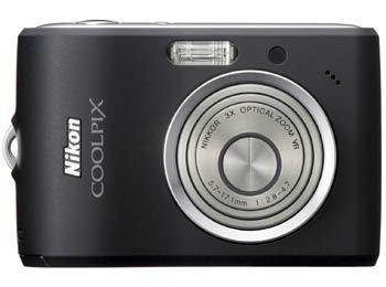 Nikon CoolPix L15 černý