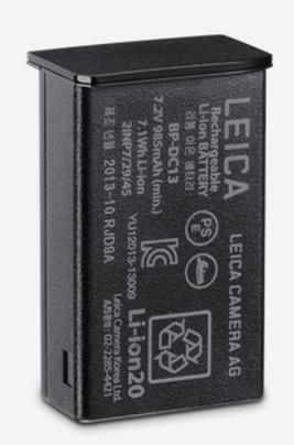 Leica akumulátor BP-DC13