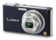 Panasonic DMC-FX33 modrý