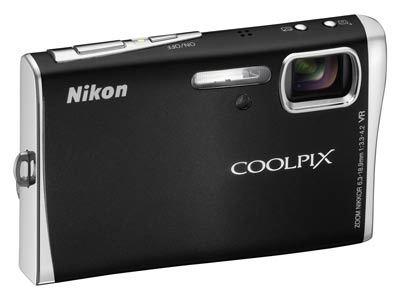 Nikon CoolPix S51c černý