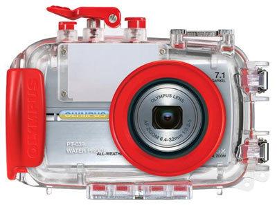 Olympus podvodní pouzdro PT-039