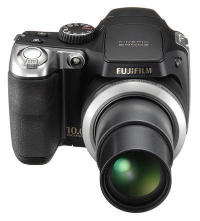 Fuji FinePix S8100fd