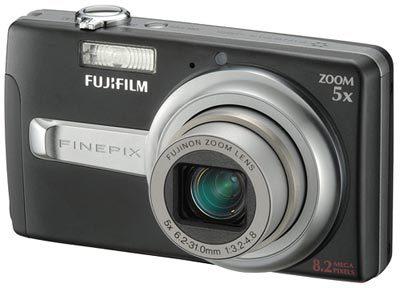 Fuji FinePix J50 černý